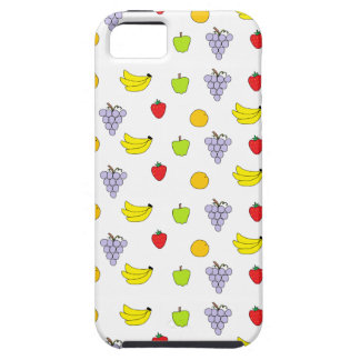 Fruits Pattern iPhone 5/5S Cases