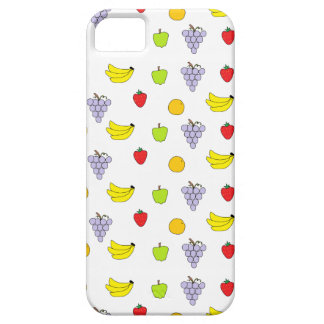 Fruits Pattern iPhone 5 Covers