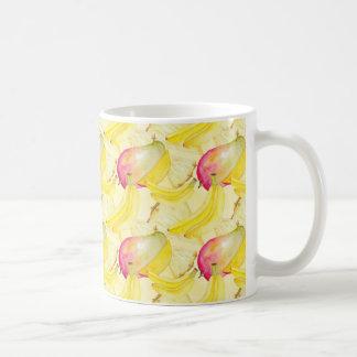 Fruits Pattern Coffee Mug
