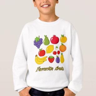 Fruits Sweatshirt
