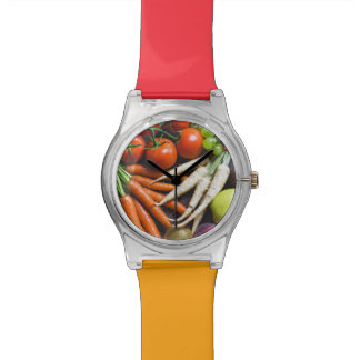 Fruits & Veggies watches