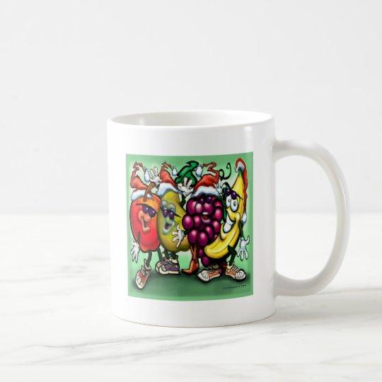 Fruity Christmas Coffee Mug