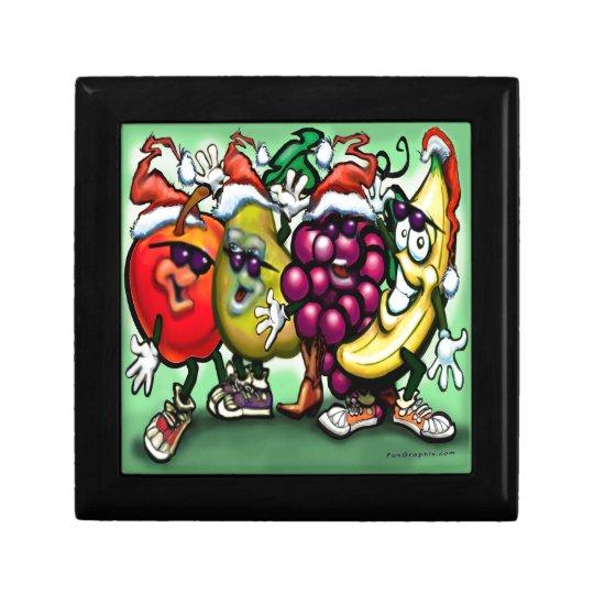 Fruity Christmas Gift Box