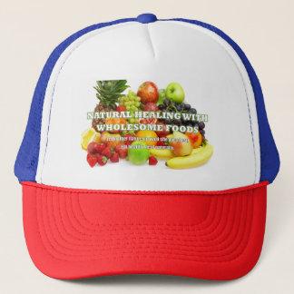 Fruity Cool Natural Healing AwarenessTrucker's Cap