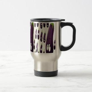 Fruity design coffee mug