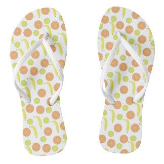 Fruity Flip Flops