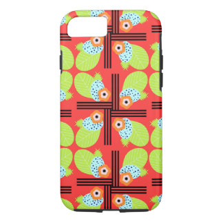 Fruity floral iPhone 7 case