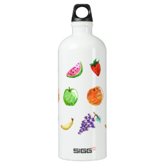Fruity Fun for Everyone! - SIGG Traveller 1.0L Water Bottle