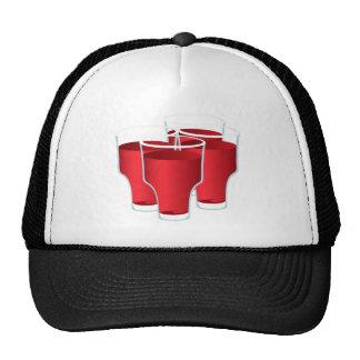 Fruity Juice Drink Trucker Hat