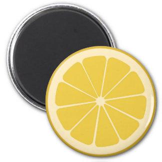 Fruity Lemon Magnet