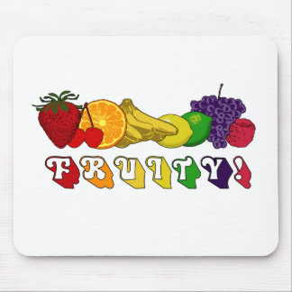 Fruity! Mouse Pad