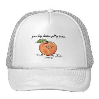 Fruity Peach - Cartoon Cap