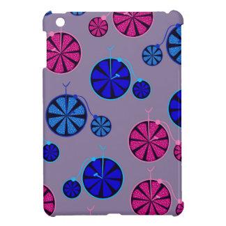 Fruity ride pattern iPad mini cover