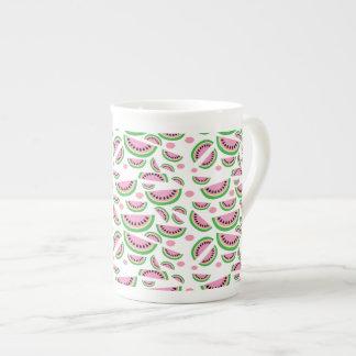 Fruity Splash Summer time Bone China Mug