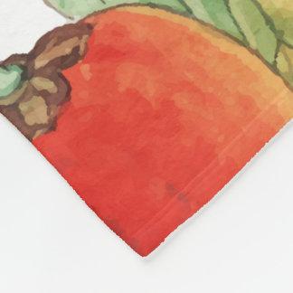 Fruity Summer Fleece Blanket
