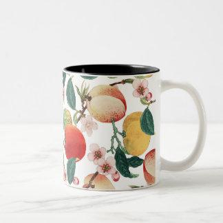 Fruity Summer Two-Tone Coffee Mug