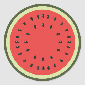 Fruity Watermelon Sticker