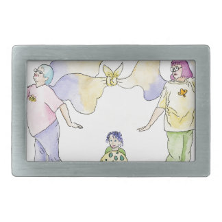 Frumpy Fairies Belt Buckles