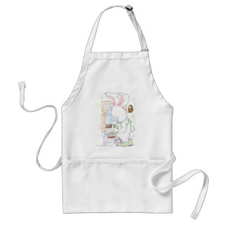 fry bunny standard apron
