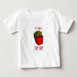Fry Day Baby T-Shirt