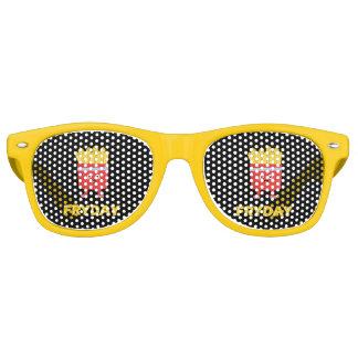 Fryday Retro Sunglasses
