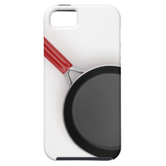 Frying pan iPhone 5 cover