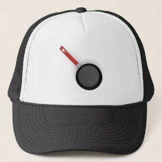 Frying pan trucker hat