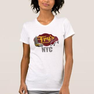Fry's Gig NYC Logo Tee