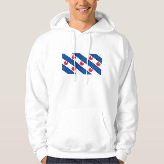Fryslân Frisian Flag Hoodie