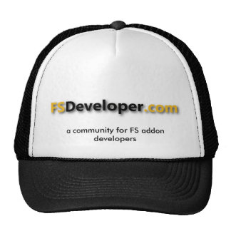 FSDeveloper cap