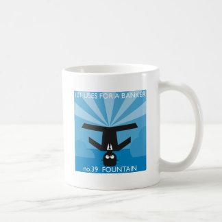 fshhhhhhhhhhhh... basic white mug