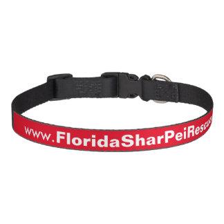 FSPR Dog Collar Medium Red