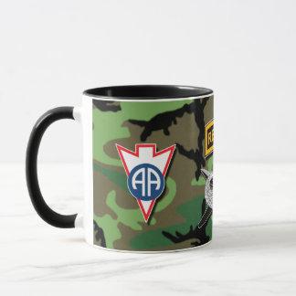 Ft. Bragg Recondo mug