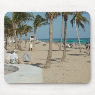 Ft Lauderdale Beach Mouse Pad