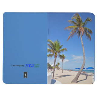 Ft. Lauderdale Iconic Palm Tree Journal