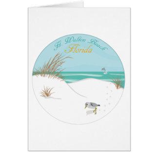 Ft. Walton Beach (Florida) Card