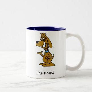 FTF Hound Coffee Mug