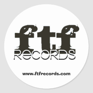 FTF Sticker