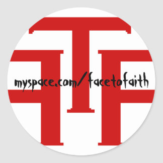 FTF Stickers