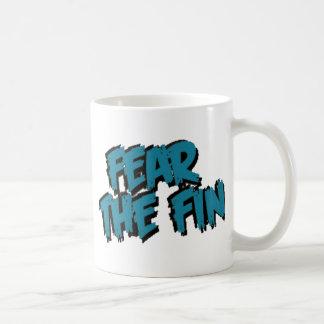 FTF Teal Coffee Mug