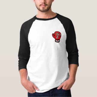 FTJB Mdm Raglan Blk T-Shirt