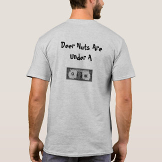 FTO Deer Nuts Are Under a $1 T-Shirt
