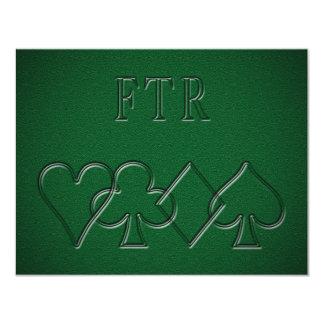 FTR - Flop, Turn, River Card