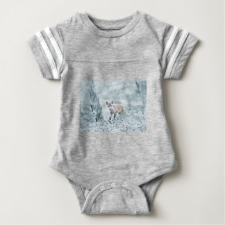fuchs baby bodysuit