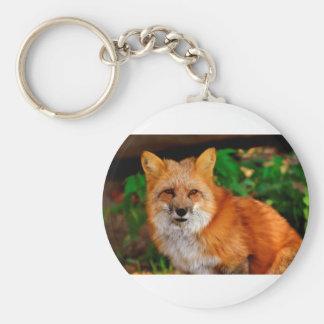 Fuchs Fox Animal Key Ring