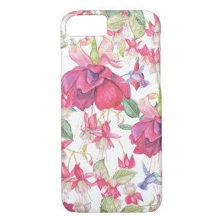 Fuchsia Fantasy iPhone 8/7 Case
