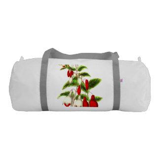 Fuchsia Gym Bag
