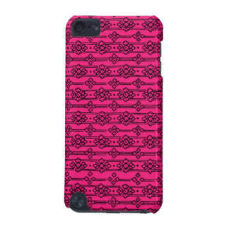 Fuchsia India Block Print iPod Touch (5th Generation) Cover