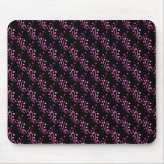 Fuchsia Luxurious Glam Mousepad