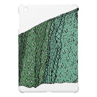 Fuchsitic Quartzite iPad Mini Case